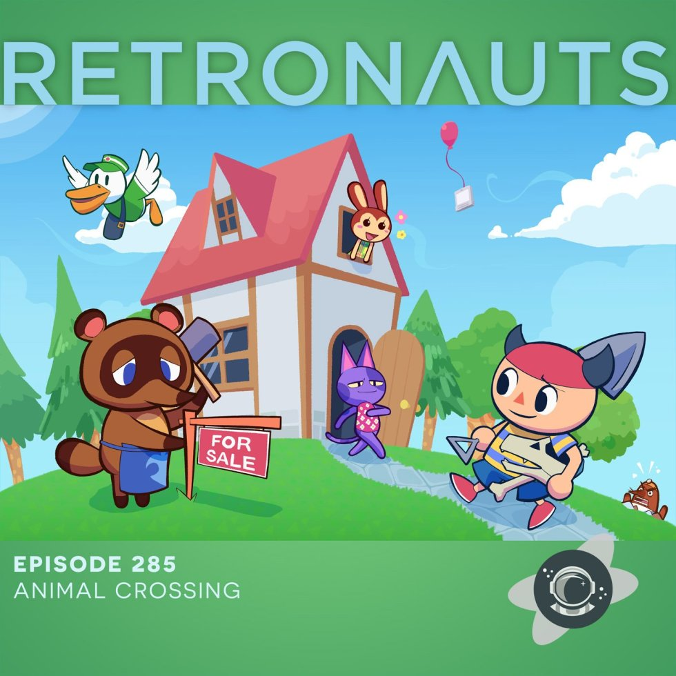 Escape for a little while with our Animal Crossing episode 8