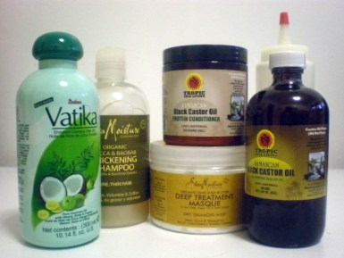 hair health products