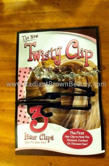 twist and clip