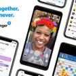 Nouvelle version de Facebook Messenger : dark mode, interface simplifiée, couleurs personnalisées...