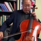 Yo-Yo Ma Plays the Cello on Twitter