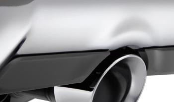 exhaust tip black 5 inch