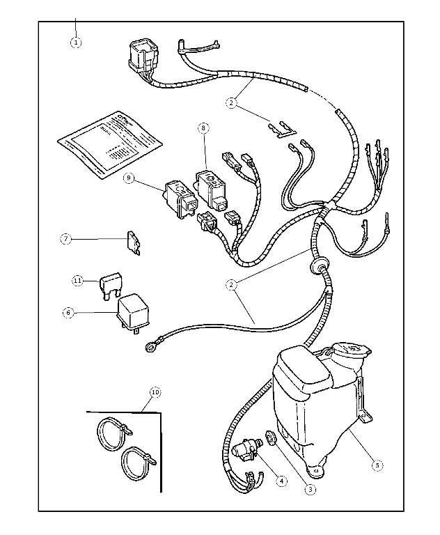 Jeep Hardtop Wiring Kit Switch