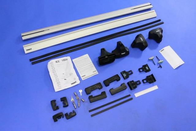 2011 2014 dodge charger chrylser 300 mopar thule removable roof rack oem new