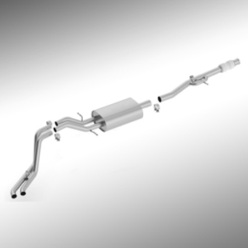exhaust systems gm exhaust systems
