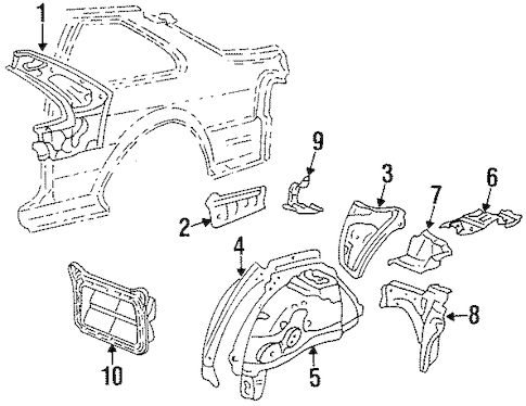 Pontiac 455 Engine Diagram