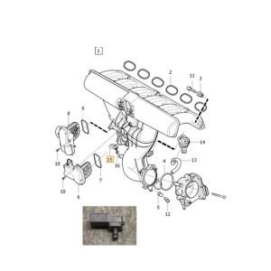 Genuine Volvo Map Sensor 8699339   eBay
