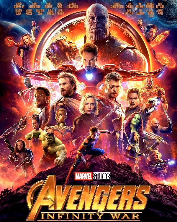 "Worldview Discussion of ""Avengers: Infinity War"" 1"