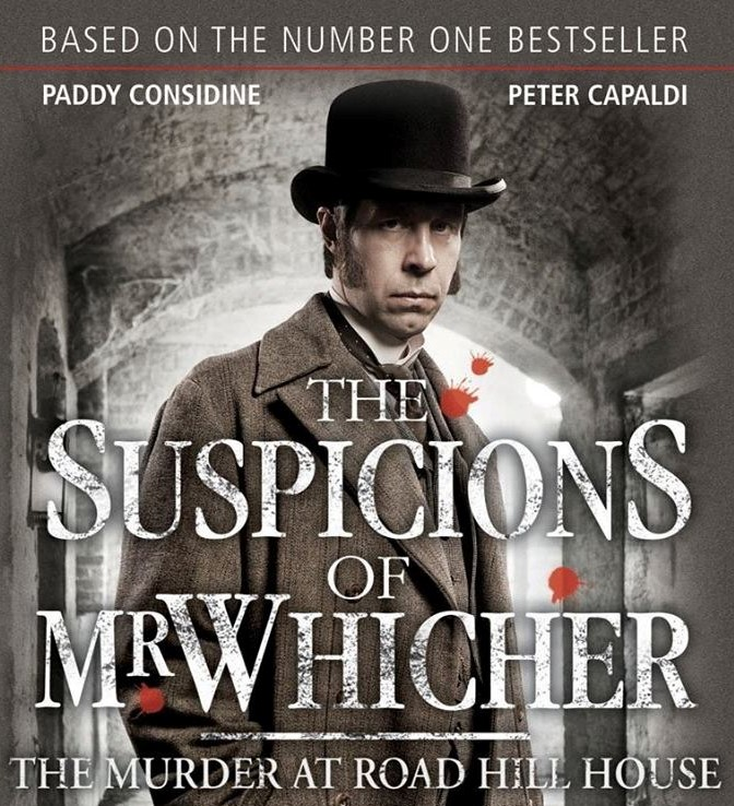 """Worldview Discussion on """"The Suspicions of Mr. Whicher"""" 1"""