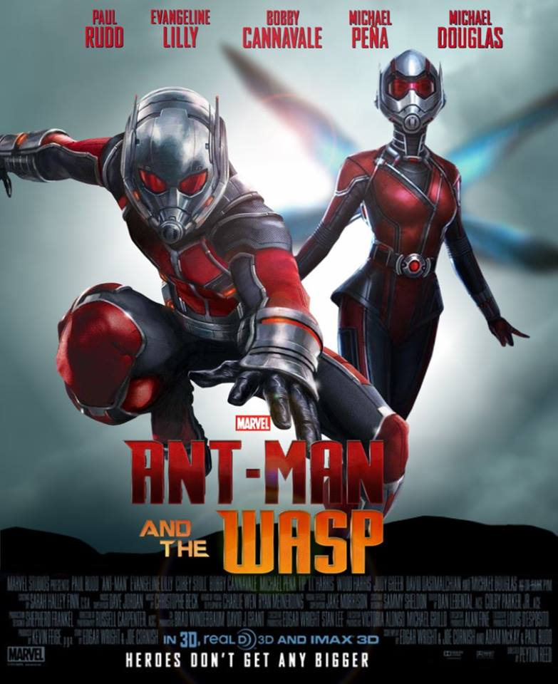 """Worldview Discussion of """"Ant-Man and the Wasp"""" 1"""