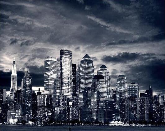 No Light in the City – Joe Salant (Featuring John Ryan Cantu)