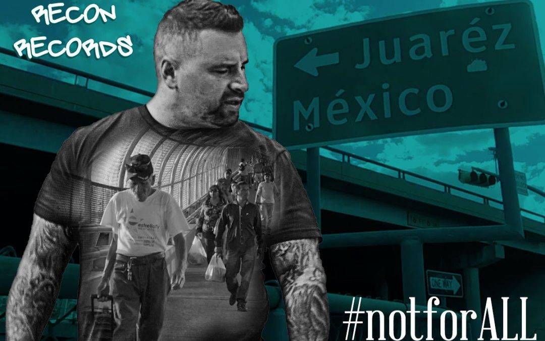 Not For All – Joe Salant, featuring John Ryan Cantu