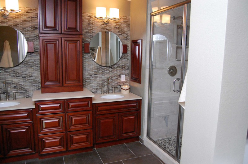 bathroom vanities, showers and fixtures - rta cabinet store