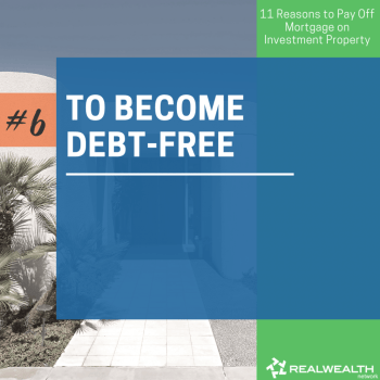 6- To Become Debt-Free