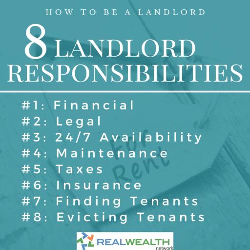 8 Landlord Responsibilities