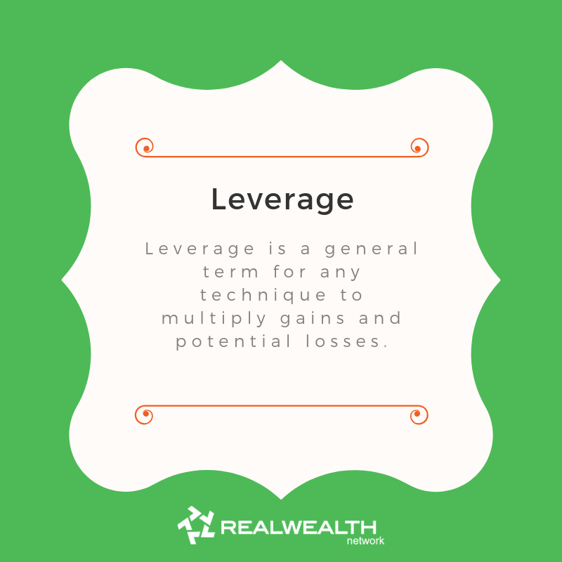 Definition of Leverage Image