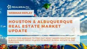 Houston Albuquerque Real Estate Market Update Webinar