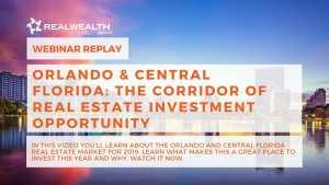 Orlando, Florida Real Estate Market Update 2019