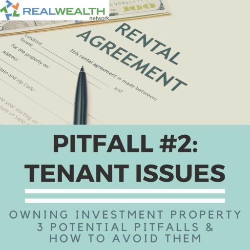 Pitfall 2: Tenant Issues