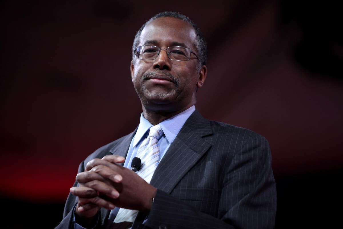 Real Estate News Podcast Episode #175: Ben Carson as HUD Chief?