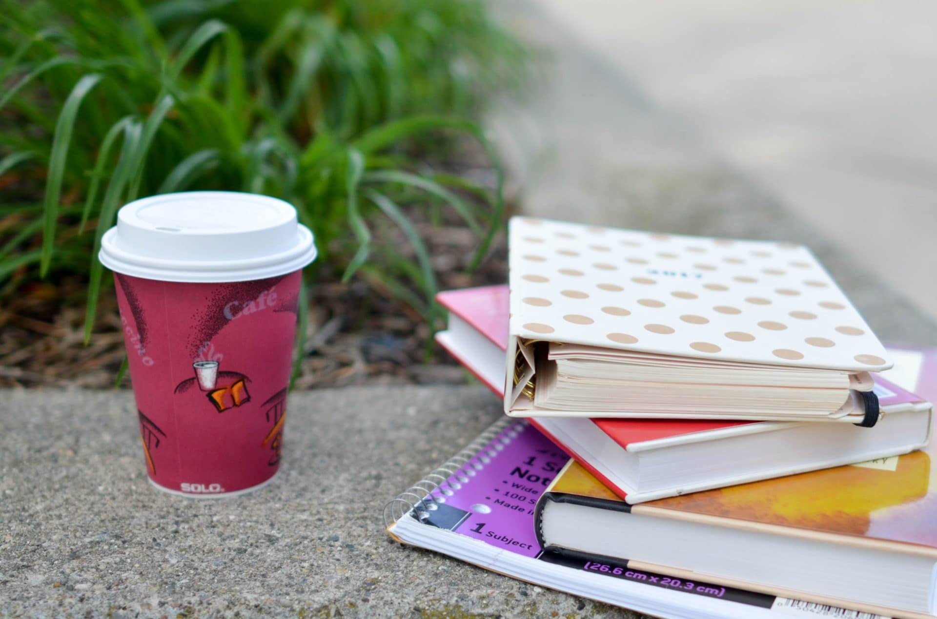 Picture of coffee cup and books for Real Estate News for Investors Podcast Episode #366