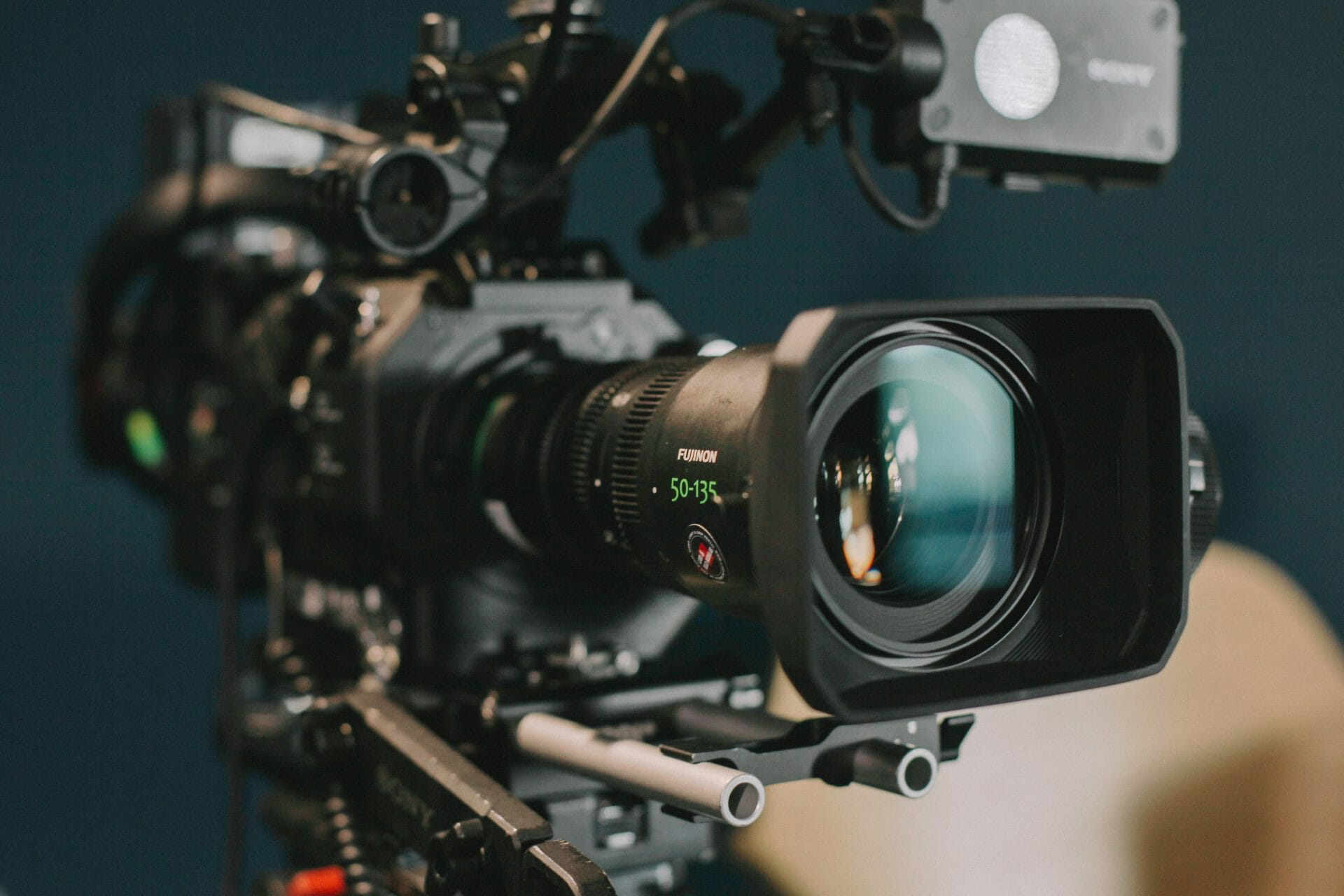 Picture of video camera for Real Estate News for Investors Podcast Episode #704