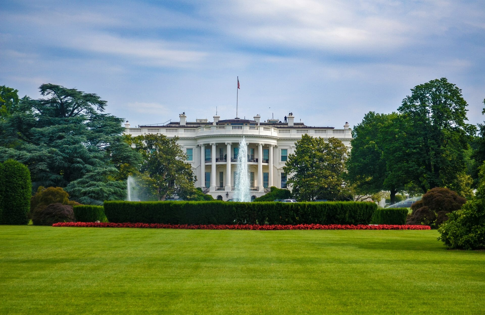 Picture of The White House for Real Estate News for Investors Podcast Episode #711