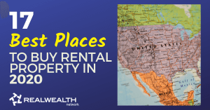 17 Best Places To Buy Rental Property in 2019-2020