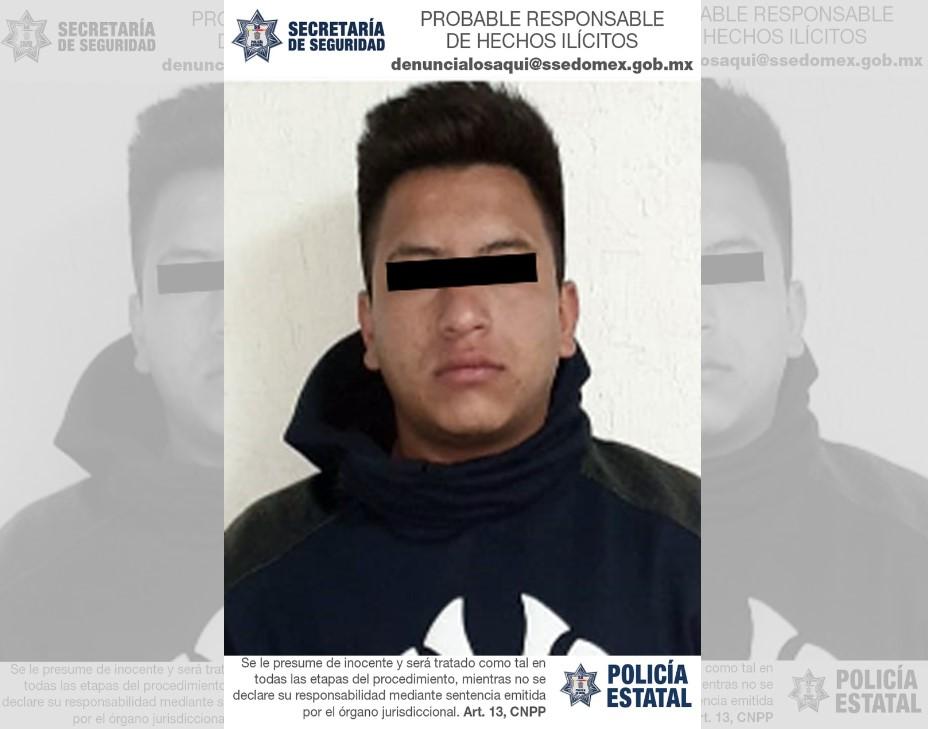 CAE SUJETO PRESUNTAMENTE RELACIONADO EN DELITOS CONTRA LA SALUD