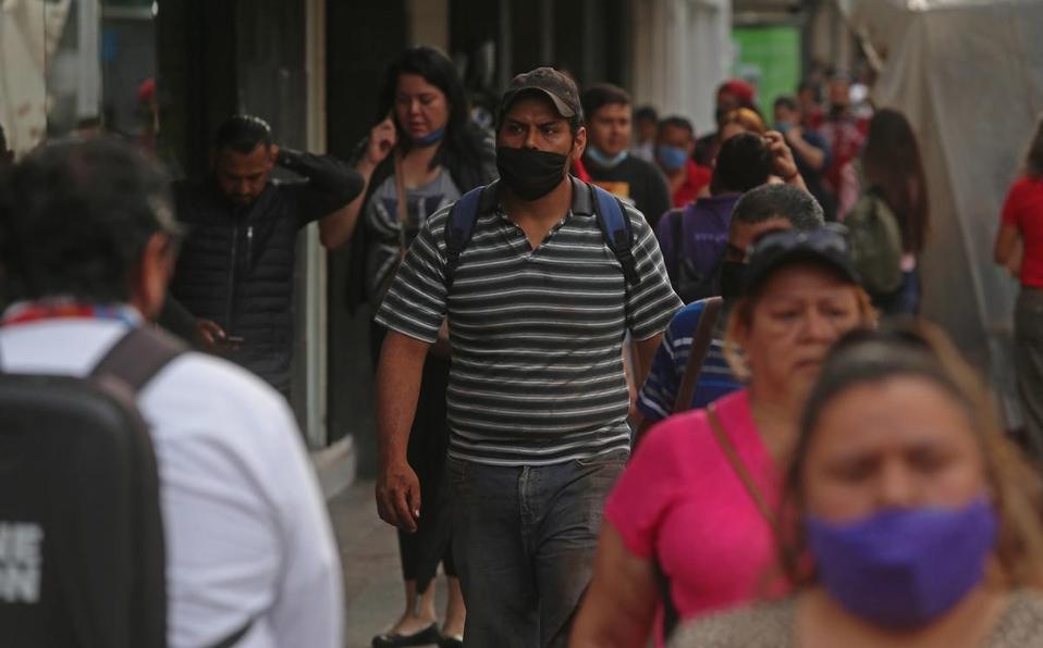 MÉXICO SUMA 36 MIL 906 MUERTES POR COVID-19 Y MÁS DE 317 MIL CONTAGIOS
