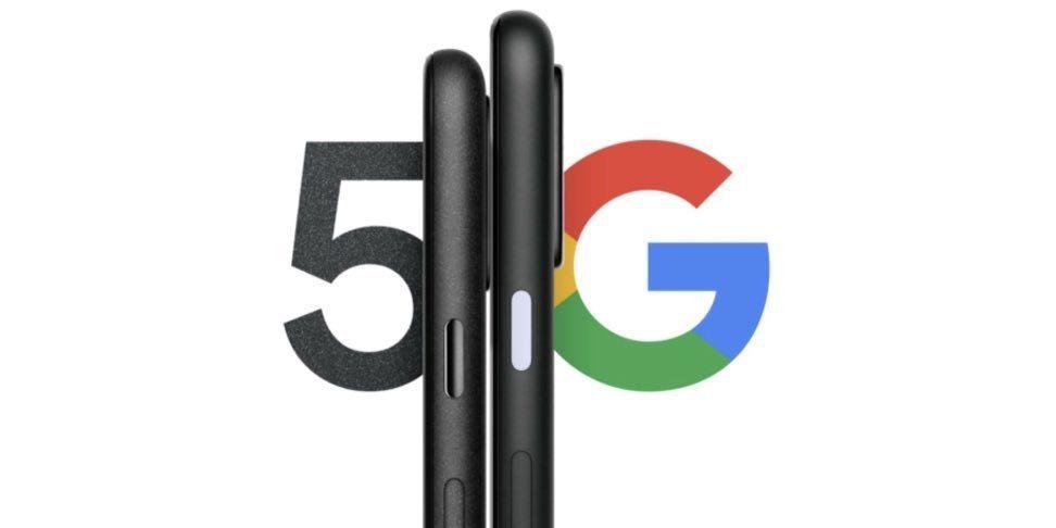 GOOGLE PRESENTA SUS PRIMEROS TELÉFONOS HABILITADOS PARA REDES 5G