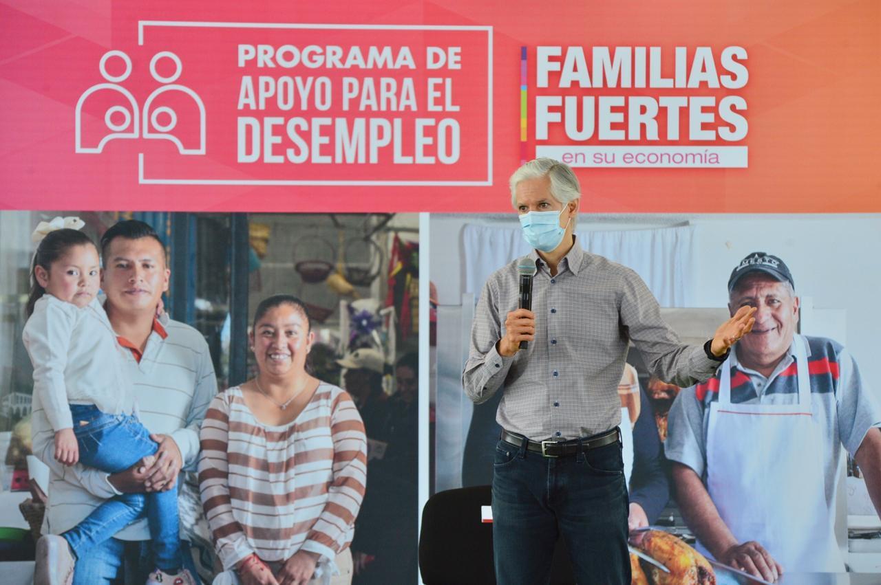 IMPULSA ALFREDO DEL MAZO PROGRAMAS PARA APOYAR LA ECONOMÍA FAMILIAR ANTE COVID-19