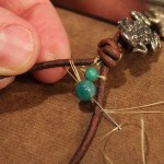 Learning The Ladder Stitch Technique Lima Beads