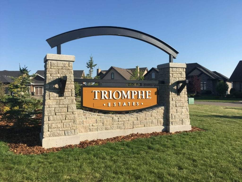 This half duplex lot is located in Triomphe Estates in the heard of Beaumont. This exceptional half duplex lot boasts a perfect location to design and build your dream home. Combining Priceless Privacy with Convenient Location, this lot is a 22 Foot building pocket. Easy access to all the amenities Beaumont has to offer. Choose your own builder or build it your self. Lot must be purchased with lot next door @ 4436 38 ST