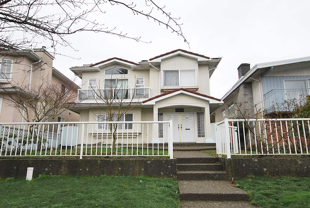 This well kept 22 years old Vancouver Special is in a prime South Slope location near Metrotown. It is within walking distance to Royal Oak skytrain station, Burnaby South Secondary, Buy Low Foods & public transit. This bright, south facing ground level home features new quartz countertops to kitchen and bathrooms, updated appliances, 3 bedrooms & 2 full bathrooms up, a 2 bedroom suite down and a double attached garage. Only minutes to Metrotown, Crystal Mall & BCIT.