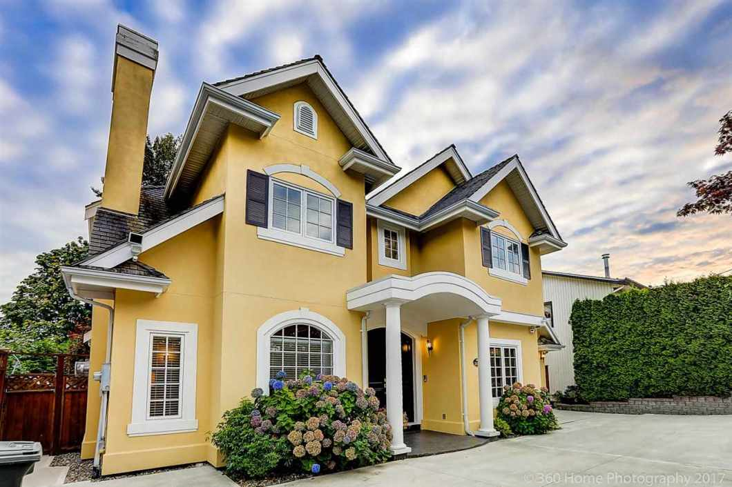 A wonderful family home that was Custom Built with Top Quality,Real Hardwood Flooring, Wainscotting, Crown Moldings throughout. The Seller has spent $70,000 in the past five years including new concrete driveway &sidewalk, a modern and practical southern exposed backyard, brand new carpets of upstairs, and fresh paint from bottom to ceiling interior and  more. Four generous size bedrooms above perfect for a growing family,fully finished walk out basement with 3 bedrooms & own Laundry,kitchen is a mortgage helper. Central location ,minutes to SFU and Burnaby Mountain Golf Course.