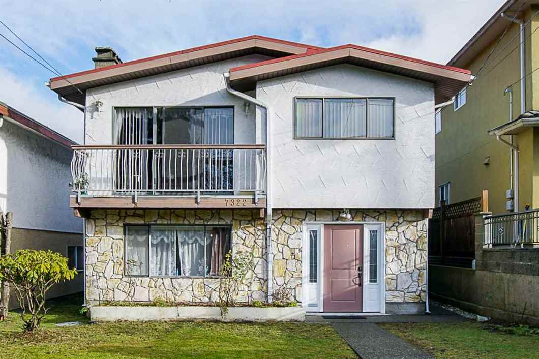 Beautiful East Burnaby, Great Family Neighborhood to raise your family. 2 Level Vancouver Special Style, Ground Level Basement. 3 Bedrooms Up, 2 Bedrooms Down, 2 Kitchens, 2 1/2 baths. Shared Laundry. Sundeck off Eating area, 19'6 x 14'5. Super Well Maintained Condition by the same owner for almost 32 years. Metal Roof replaced 20 years ago. Hot Water Tank approx 3 years. Newer Furnace. 2 Wood Burning Fireplace. Double Garage with Lane Access. Walking distance to Second Street Elementary, Ecole Armstrong Elementary, Ecole Cariboo Secondary, Close to John Knox Christian School, Carver Christian High School. 10 mins to Lougheed mall and 15 mins to Metrotown, Brentwood, Walk to Robert Burnaby Park.