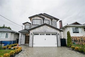 This stunning stone finished 2 level home is located in the Central Park area of Burnaby with beautiful mountains view. This Custom built home boasts 2195 sqft of liveable area with an attached 387 sqft 2 car garage and fully roughed in 147 sqft shed in the back yard. Radiant heating, Heat Pump, Heat & Central A/C, HRV, lawn sprinklers, steam shower in the very large master bedroom washroom, Kohler toilets, faucets and sinks and plenty more. Great custom finishes including Italian floor tiles, unique Columbian roof tiles that come with a lifetime warranty, vaulted ceilings, quartz countertops throughout, beautiful large custom doors, LED light fixtures, built in surround sound system, DSC security system and cameras with DVR. No sump pump on this property.Open h Sat & Sun Feb10 &11, 2-4pm.