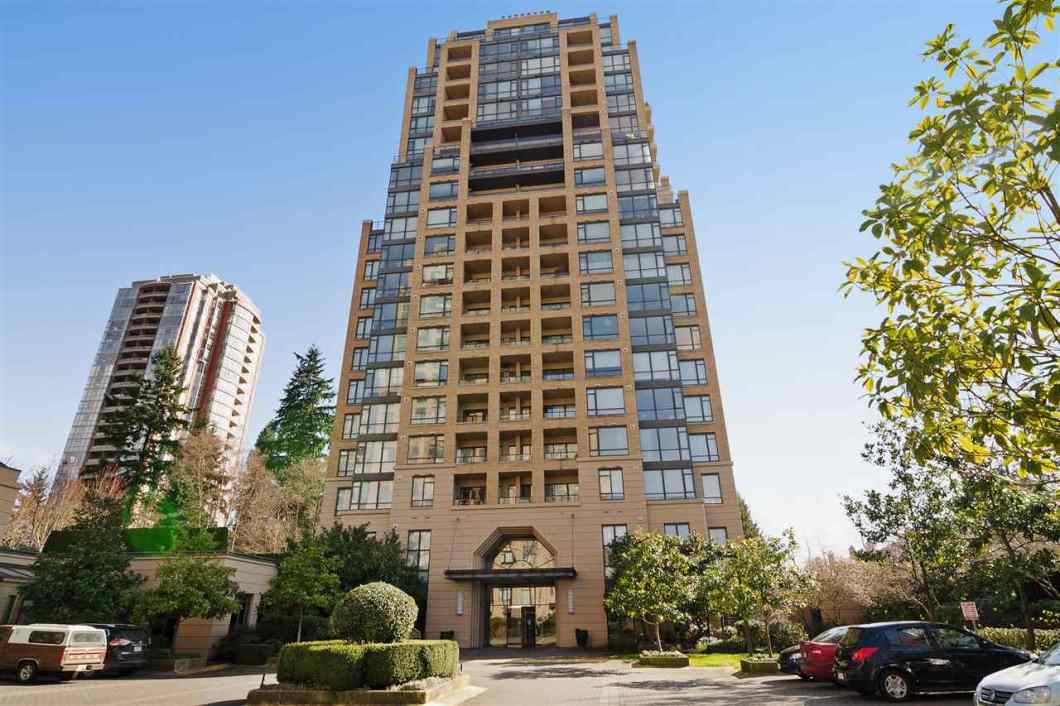 """MAYFAIR PLACE - Clean and well kept 2-bedroom/2-bathroom condo with covered balcony in popular Burnaby South Slope neighbourhood - """"City in the Park"""". Easy access to groceries and the Skytrain is a 5-minute walk away. One parking and insuite laundry included. Excellent amenities in the building include heated indoor swimming pool and hot-tub, exercise room, movie theatre, 2 libraries, workshop and external storage locker. This will make a great home or serve as an ideal investment property."""
