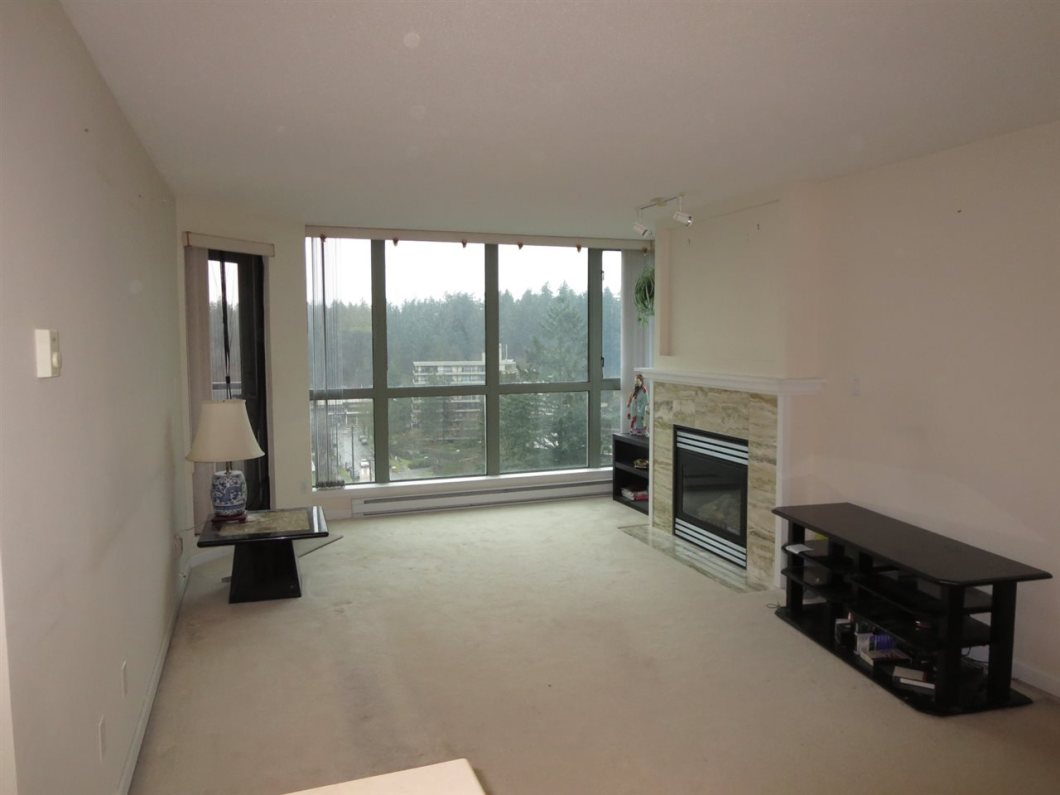 "Seldomly available, quiet 3 bedroom condo located at Kingsway and Olive at ""Sonnet"" in Burnaby, high level corner unit with view to Central Park, two block to Patterson Skytrain Station. One parking #P2-74 and one locker #39."