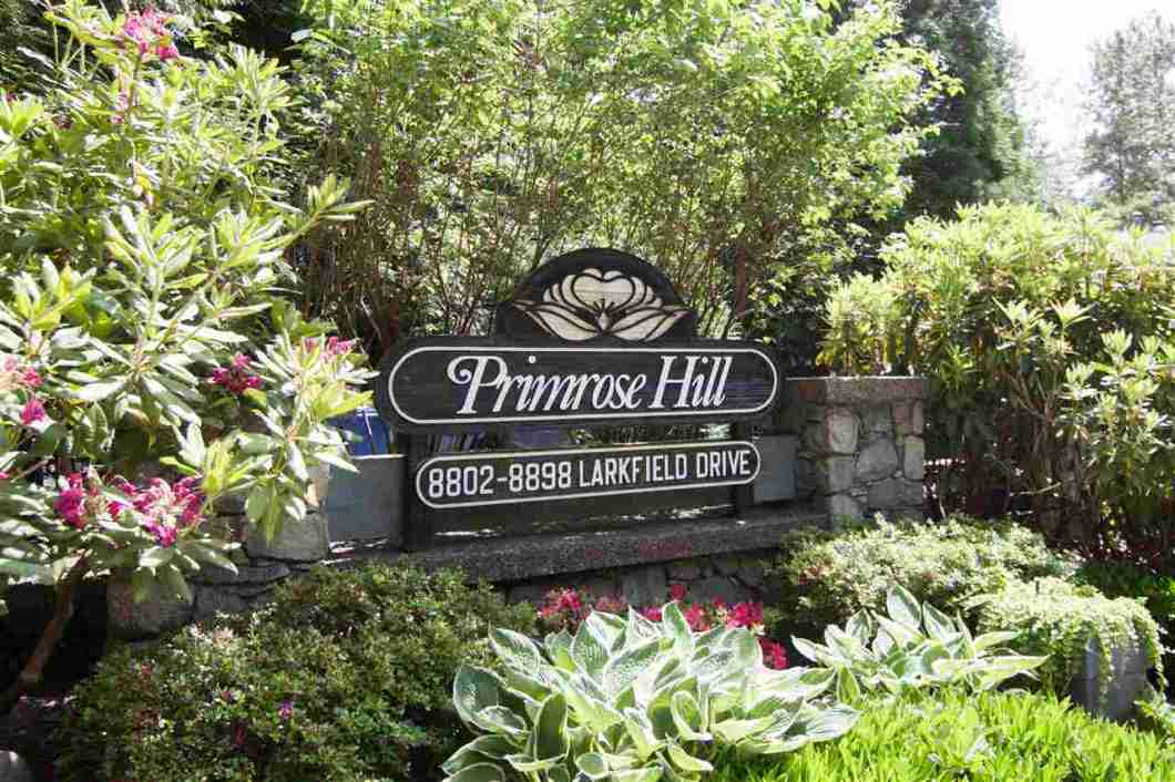 Rare Opportunity to own 3 Bed 3 Bath 'Primrose Hill' townhome located in the tranquil area of Forest Hills. Newly Renovated 1,860 sqft. over 3 floors has plenty of space for a growing family. Formal layout on main features kitchen, family room with cozy fire place, living/dining room opens up to private patio perfect for hosting BBQs and admiring the Fall foliage. Upstairs w/ 3 spacious bedrooms and 2 bathrooms. Walkout Ground floor with massive rec room leads to South Facing backyard deck and abundance of greenery. Detached 2 Car garage with plenty of storage space. Surrounded by nature, Trails to Burnaby Mt. at your door step. A perfect place to call home.