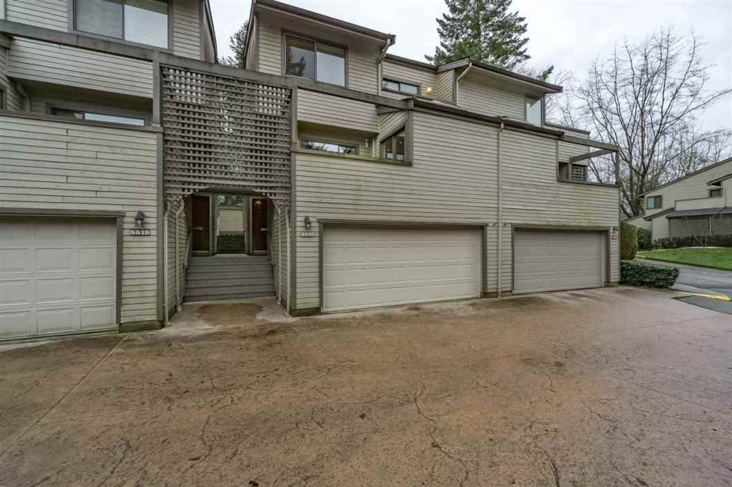 Welcome to One Arbourlane. With 3 large bedrooms, 2 1/2 baths, decks and a yard, finished lower level and attached double car garage, this townhome feels more like a detached house! Excellent location near Deer Lake Park, transit, shopping and recreation with easy freeway access. This pet friendly complex has a playplace for the kids in all of us with an indoor swimming pool and saunas and is in the Buckingham school catchment. This well cared for home is in mostly original condition waiting for your personal updating choices. Total square footage from strata plan which includes garage. OPEN HOUSE Sunday Feb 25, 2-4pm.