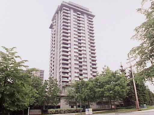 Concorde place, View! View! View. This 2 bedroom suite has in suite Laundry and a 2 piece ensuite. Building has pool, sauna, hot tub, and rec center. Steps from Skytrain and Lougheed mall. Did we mention the view? West & South west view. Very Bright unit. Easy to show anytime.