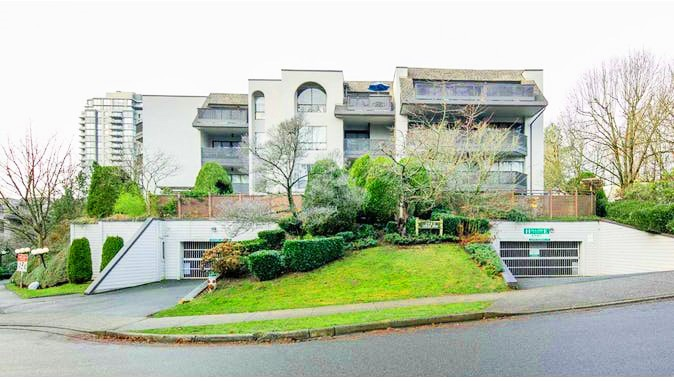 Great opportunity - Great price! Welcome to the Central Hillside Terrace - minutes to the amazing Brentwood Mall, skytrain station, schools, parks & more. This 2 bedroom corner unit is facing private HUGE backyard, comes with 1 locker & 1 parking.  Great for fist time buyers/investors. Potential development in future. Easy to show. Open House Sat/Sun Mar 17/18 1-4pm.