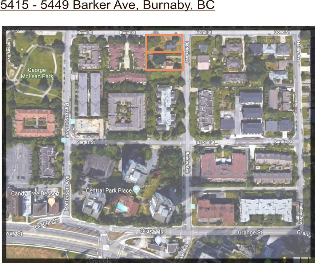 ATTN: DEVELOPERS & VISONARIES!!  HUGE ASSEMBLY LOTS. Possible 3 Lots assembly. HUGE 11, 242 SF for this lot alone, combining 2 other lots will be close to 30,000SF. Possible development potential to RM3, check with the City of Burnaby. Very ideal location. Walk to Bus on Kingsway, shops within footsteps to Metrotown and Kingsway shopping, Central Park is walkable as well. Lots of possibilities.