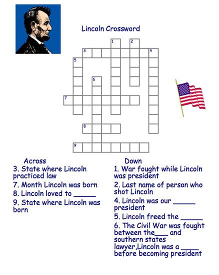 Create Words My Puzzle Crossword