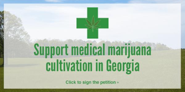 Georgia Medical Marijuana Petition