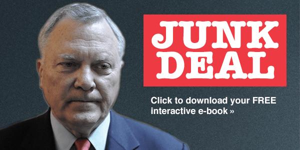 Nathan Deal Junkyard Scandal