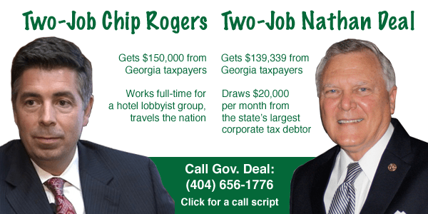 Two Jobs Rogers, Two Jobs Deal