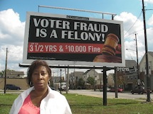 />The Billboards are funded by an anonymous organization according to iHeartmedia (formerly Clear Channel). CCM refuses to remove the intimidating Billboards in the 11th hour before the election. Bain Capitol owns iHeartmedia (formerly Clear Channel) and is also the company founded by presidential candidate Gov. Mitt Romney. The billboards are strategically placed in black and Latino neighborhoods in Ohio and other cities where Romney is behind. Will Radio One step up to the plate and balance this out? How will  <strong>Steve Harvey</strong> cover the election considering his show is with <strong>Premiere Radio  </strong>a division of iHeartmedia (formerly Clear Channel).   Below is the letter Radio Facts received concerning the offensive Billboards. Several sites like <a href=